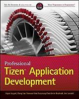 Professional Tizen Application Development Front Cover