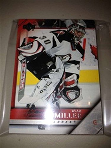 (2005-06 Upper Deck Buffalo Sabres Team Set 14 Cards Ryan Miller MINT)