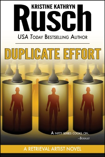 Duplicate Effort: A Retrieval Artist Novel by [Rusch, Kristine Kathryn]