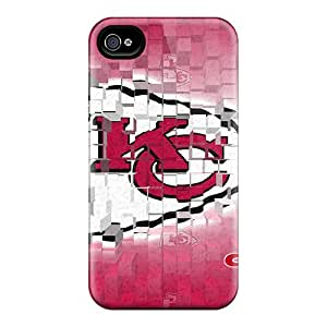 Bumper Hard Phone Case For Iphone 6 With Provide Private Custom Stylish Kansas City Chiefs Pictures ColtonMorrill