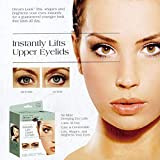 EDTara Double Eyelid Sticker Instant Eye Lift with Eye Lift Gel Invisble Eyelid
