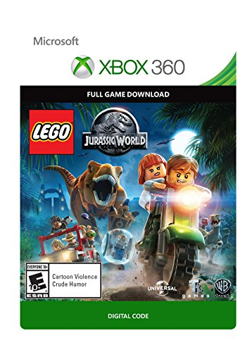 Lego Jurassic World - Xbox 360 Digital Code