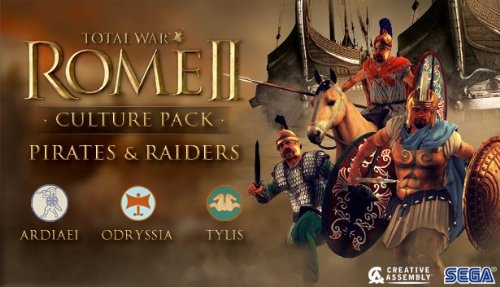 Total War : Rome II : Pirates & Raiders DLC [PC Code - Steam]