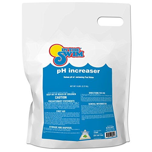 (In The Swim Pool pH Increaser - 5 Lb. Pail)