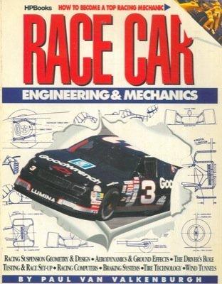 Race Car Engineering and Mechanics [R-308] by Paul Van Valkenburgh (2000-11-02) (308 Van)