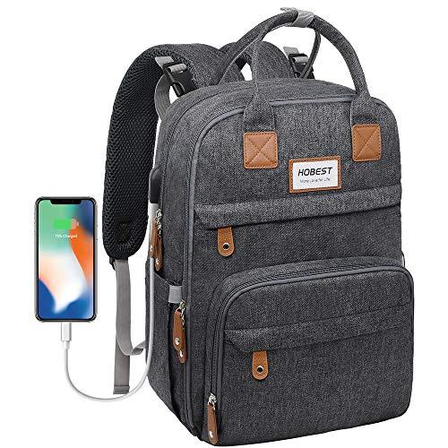 Diaper Bag Backpack Hobest