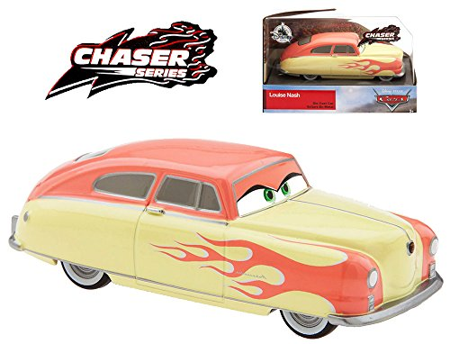 Amazoncom Louise Nash Disney Cars 3 Chaser Series Exclusive