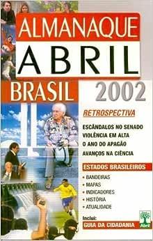 Almanaque Abril - 2002 - Mundo - - Livros na Amazon Brasil