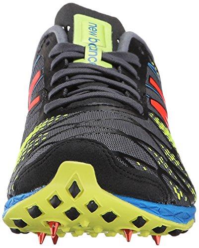 New Balance Herren MXC900v2 Spike-Schuh Rot blau