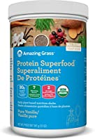 Save on Amazing Grass Organic Plant Based Vegan Protein Superfood Powder, Flavor and more