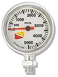 Dive Rite Mini Tech Pressure Gauge