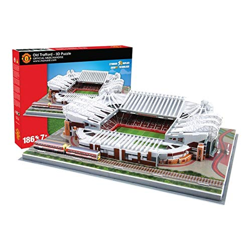 3D Replica Stadium OLD TRAFFORD MANCHESTER UNITED (Dispatched from UK) Paul Lamond 3705