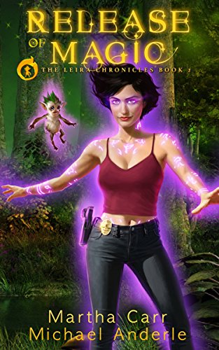 Release Of Magic: The Revelations of Oriceran (The Leira Chronicles Book 2) cover