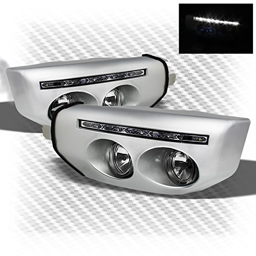 fj cruiser bumper fog lights - 2