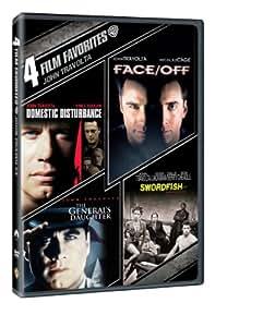 4 Film Favorites: John Travolta [Importado]