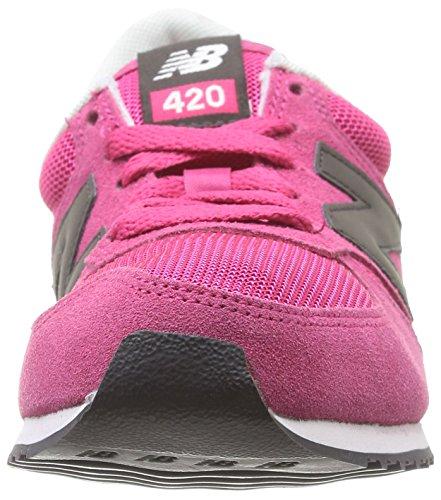 New Balance 420, Unisex Adults' Low-Top Sneakers, Pink (snpp Grey/Pink), 4.5 UK (37.5 EU)