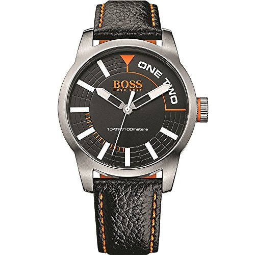 Hugo Boss Orange Tokyo 1513214 Mens Wristwatch Screwed-in crown