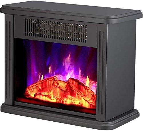 電気ストーブヒーター暖炉安全カットアウトシステム火災リビングルームフロア立ち2熱設定750 / 1500W