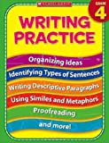 4th Grade Writing Practice, , 043981913X