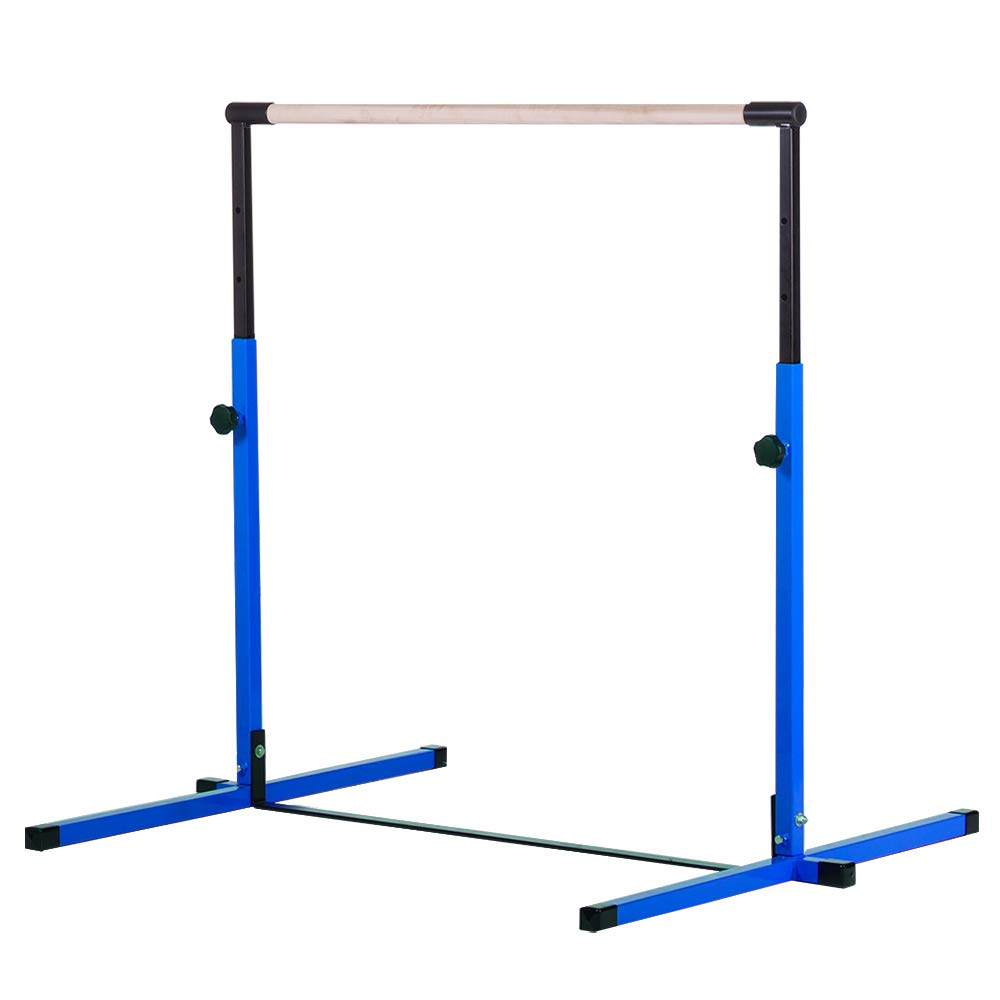 Amazon.com: Azul Junior Ajustable Horizontal Bares: Sports ...