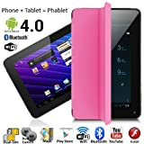 7'' Android 4.0 Phablet Tablet PC + GSM Phone Dual-Sim WiFi Bluetooth Smart Cover