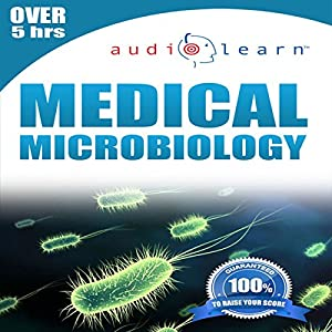 2012 Medical Microbiology Audio Learn Hörbuch