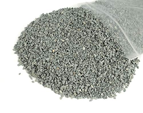 War World Scenics Fine Dark Grey Ballast 500g - Railway Modelling & Diorama Scenery Materials