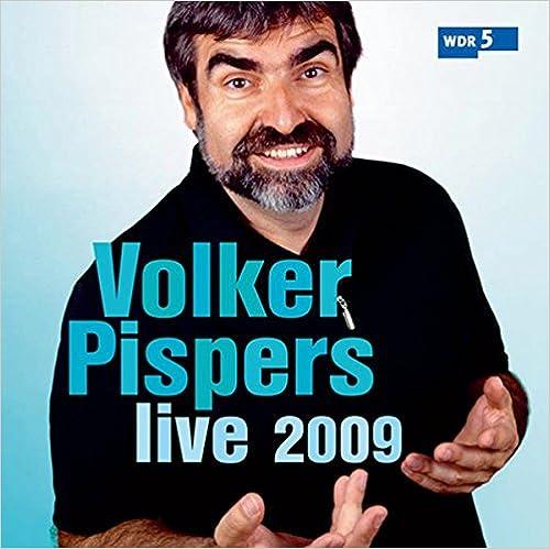 Volker Pispers live 2009 Audio CD