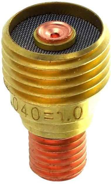 xref: 45V42 2 pack 1.0 mm CK 2GL40 Gas Lens.040