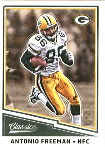 (2017 Panini Classic #111 Antonio Freeman Green Bay Packers Football Card)