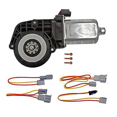 - Power Window Lift Motor For Ford Bronco Country Squire Custom E-150 E-250 E-350 Econoline With Accessories For Front Right Replace Part # 742-251