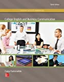 img - for Student Activity Workbook for use with College English and Business Communication book / textbook / text book