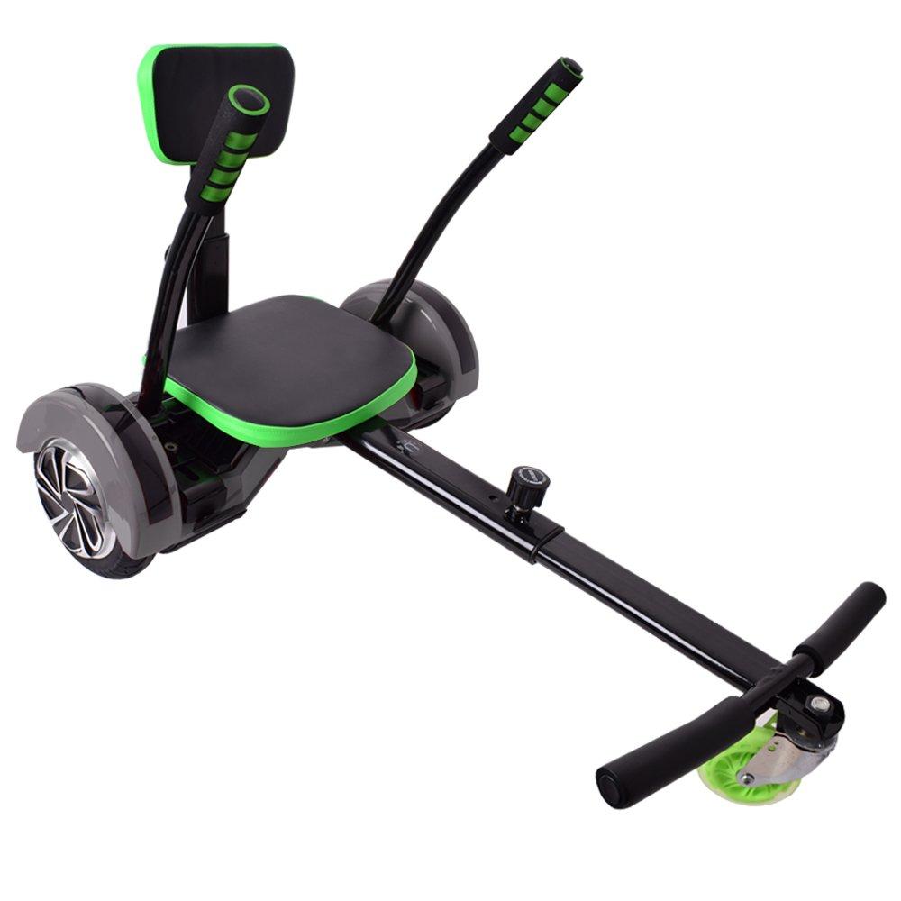 te trend hoverboard sitz hoverseat hoverkart scooter kart. Black Bedroom Furniture Sets. Home Design Ideas