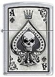 """""""Ace Skull Card"""" Zippo Lighter"""