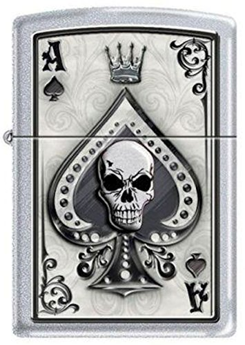 Zippo Ace Lighters (Satin ()