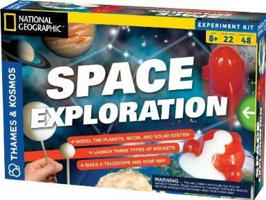 Science Star Rocket Kit (Space Exploration Kit)