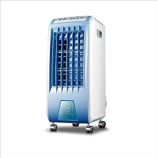 XI FAN Ventilador De Aire Acondicionado Móvil, Ventilador Mecánico Pequeño Casero 65W / 220V 303 * 256 * 565m M: Amazon.es: Hogar
