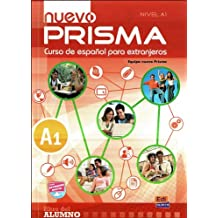 Amazon nuevo prisma team books nuevo prisma a1 student book spanish edition fandeluxe Gallery