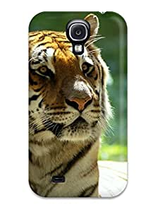 New Arrival Case Specially Design For Galaxy S4 (scary Tiger)