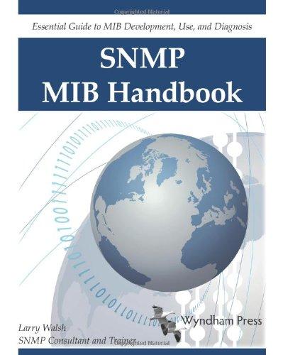 snmp mib handbook larry walsh pdf