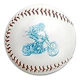 Nvthenpiaoliang Motorbike Soft Standard Practice Ball Baseball Game Ball