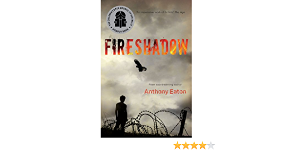 Ebook Fireshadow By Anthony Eaton