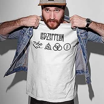 قميص Led Zeppelin للرجال