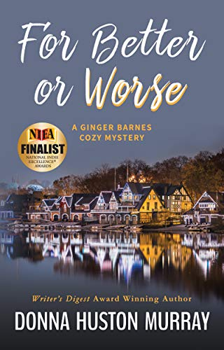 For Better or Worse (A Ginger Barnes Cozy Mystery Book 8)