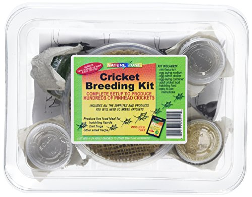 Nature Zone SNZ56411 Cricket Breeding Kit