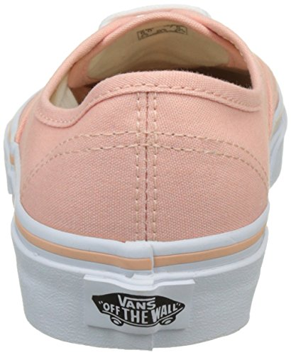 Tropical Vans White UA Mujer True Authentic Rosa para Peach Zapatillas aYwaUrq