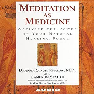 Meditation as Medicine Hörbuch