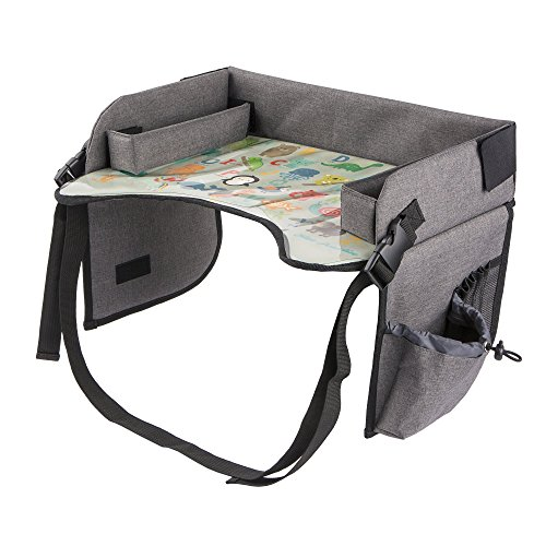 Attachable Snack Tray For Stroller - 2