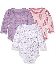 Amazon Exclusiva: Care Body Bebé-Niñas pack de 3