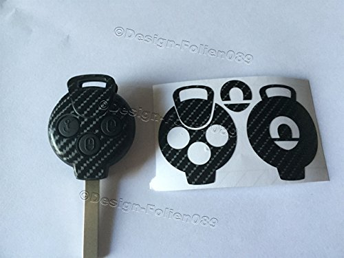carbon-folie-foil-film-dekor-decor-cover-skin-schlssel-key-smart-cabrio-amg-fortwo-451-brabus-coupe-